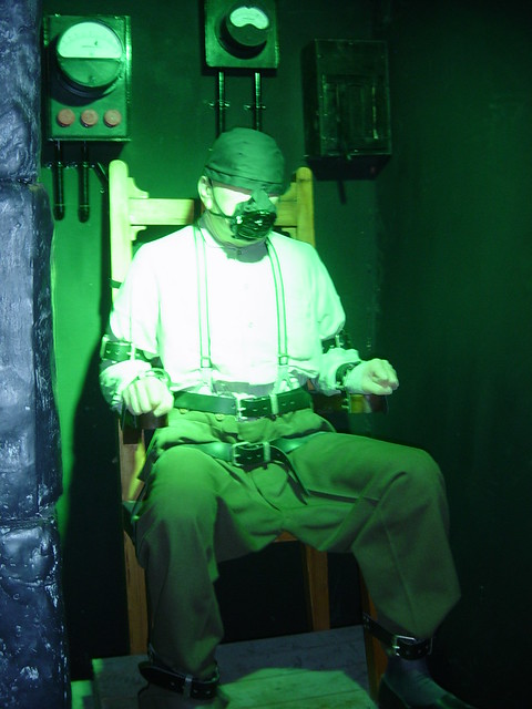electric chair execution  a gallery on Flickr