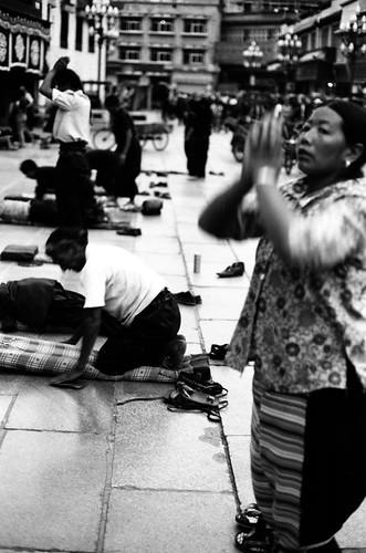 Lhasa Walk : 01