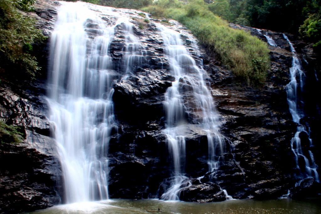 Abbi falls near madikeri, coorg