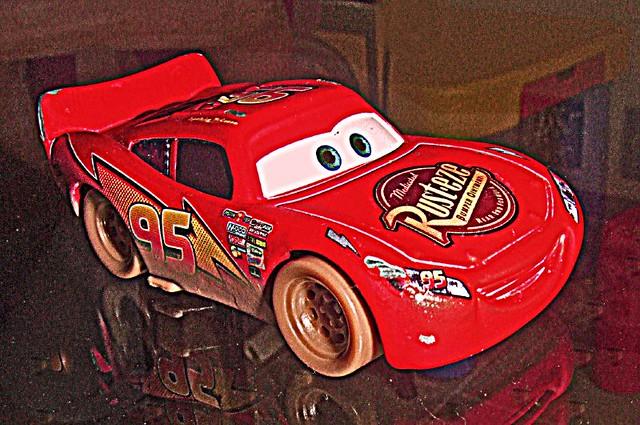 Dusty Rusteze Lightning McQueen  Flickr  Photo Sharing