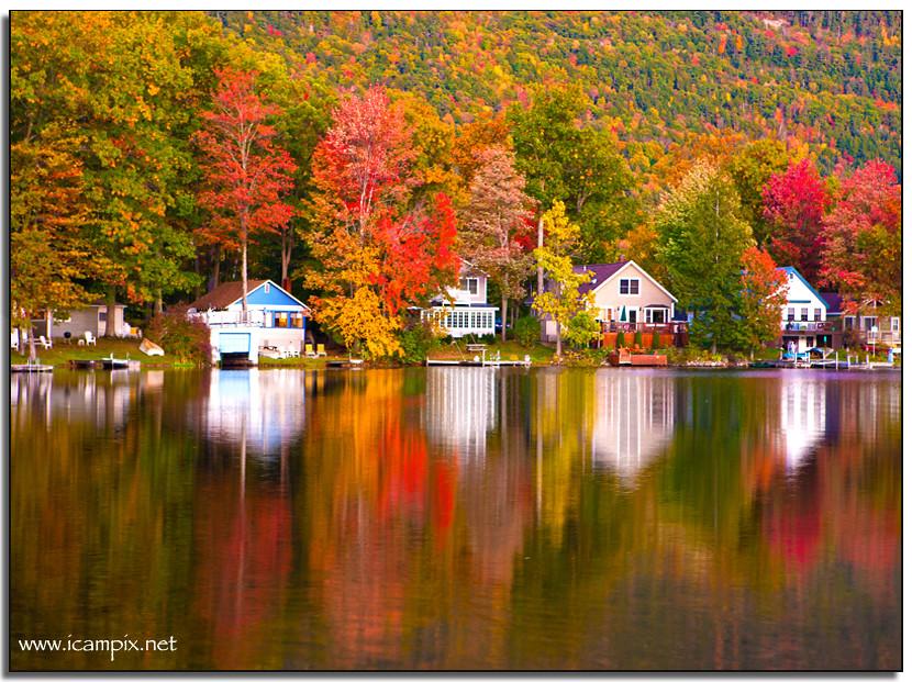 Vermont Fall Foliage Wallpaper New Hampshire Usa Sunrise Sunset Times