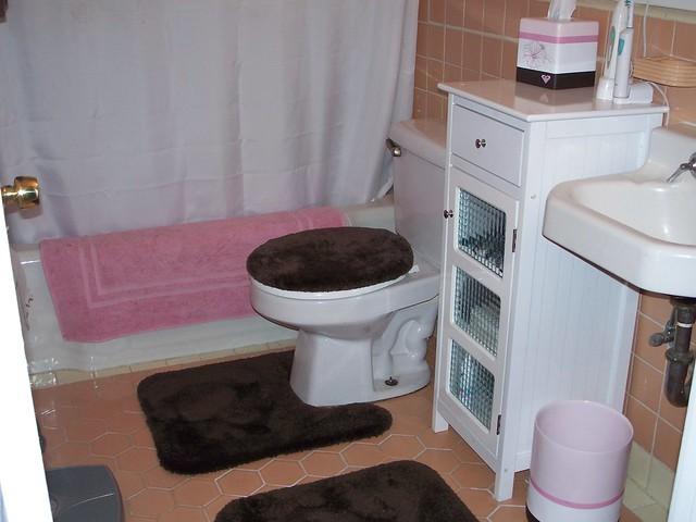 Bathroom improved