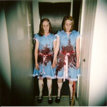 Shining Twins Halloween Costume