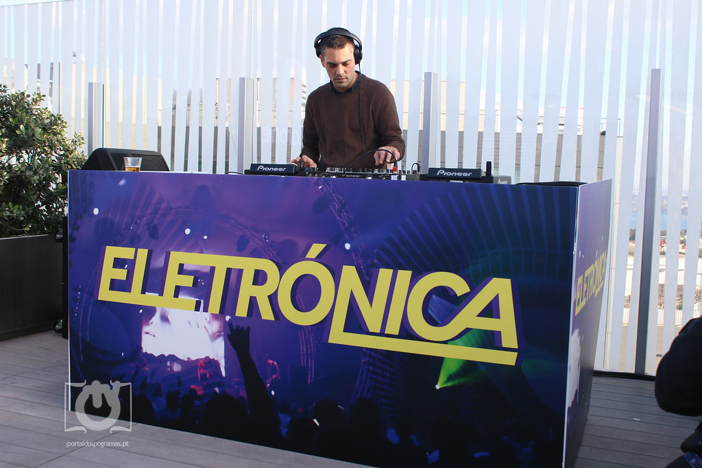 Rock In Rio Eletrónica