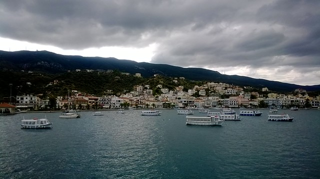 marina Poros Greece