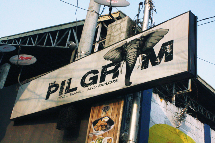 The Pilgrim Maginhawa