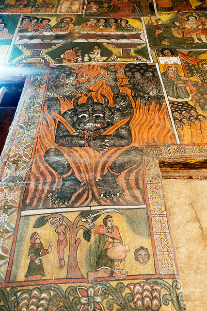 Debre Birhan Selassie Church 14