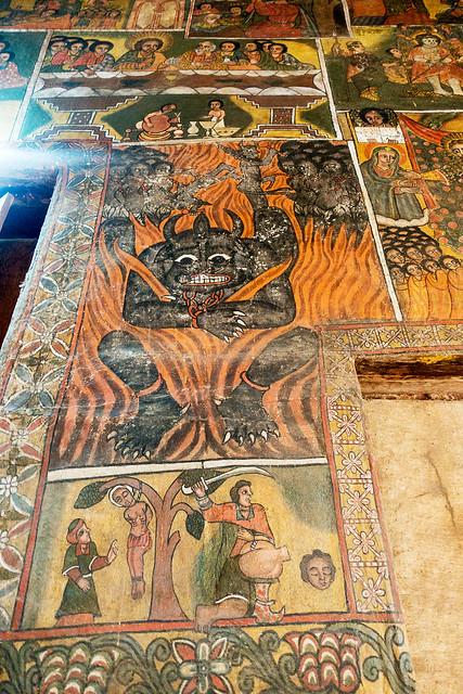 Debre Birhan Selassie Church 14