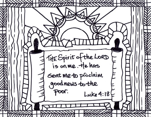 Bible art Stushie Art