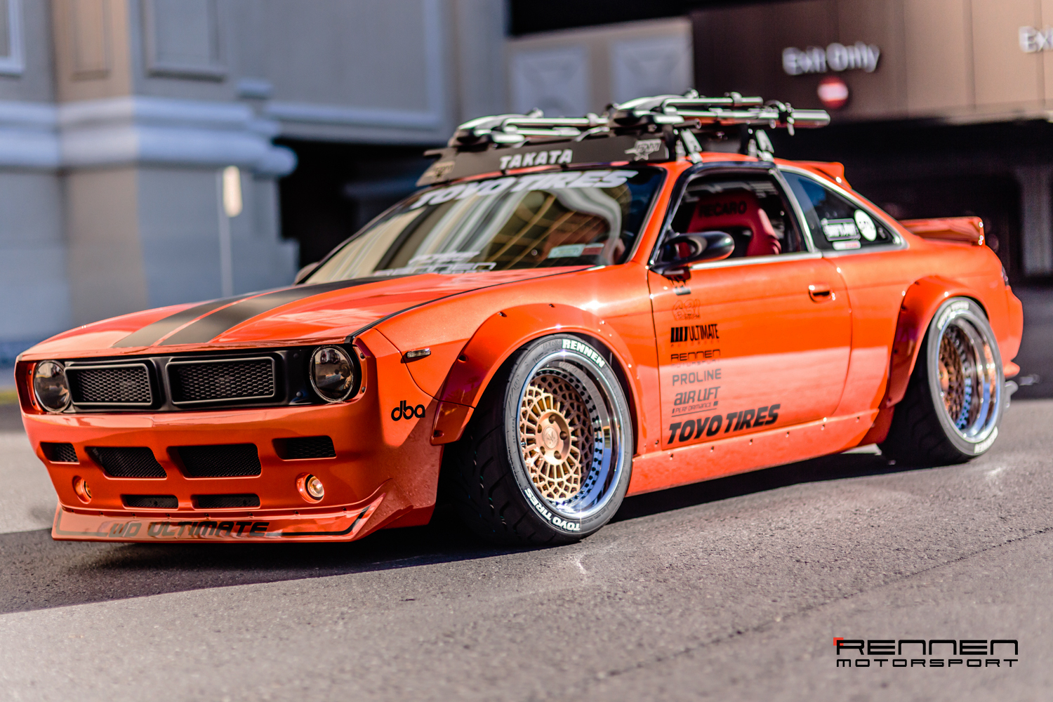 hight resolution of out of the shadows nissan s 240sx s14 kouki gets a facelift courtesy of rennen wd ultimate