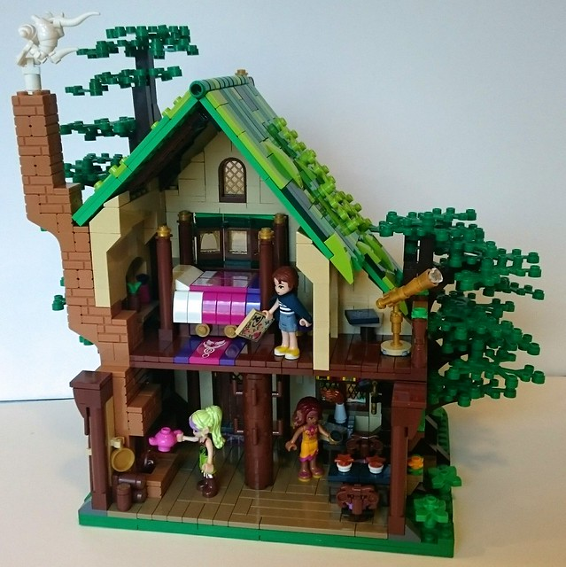 LEGO Elves The Sleeping Dragon Inn