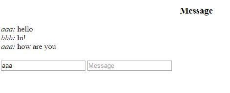 Web chat với Google Firebase