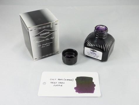 Cult Pens Deep Dark Purple