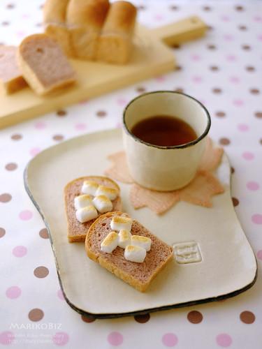 陶芸 食パン皿 湯飲み20160215-DSCF7347