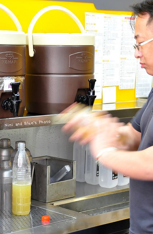 甘蔗泡茶果汁飲料12