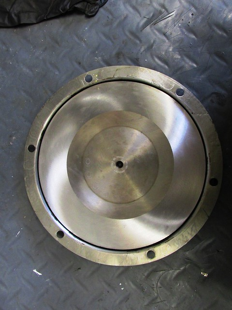 South Land Clutch Refurbished Pressure Plate