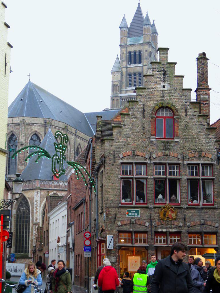 Brujas en Bélgica Recorrer Brujas en un día Recorrer Brujas en un día 23717498133 198f789d9d o