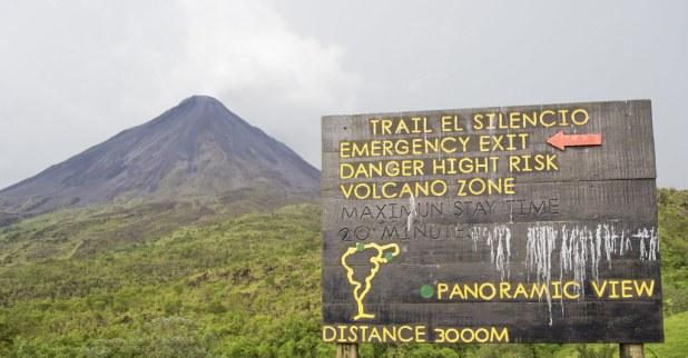 Parque Nacional El Arenal