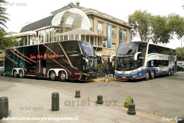 Ariel Cruz Pizarro | Talca París & Londres - Eme Bus