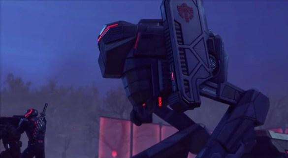 XCOM 2 - Sectopod