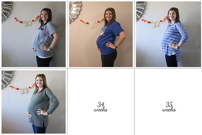 30-33 weeks