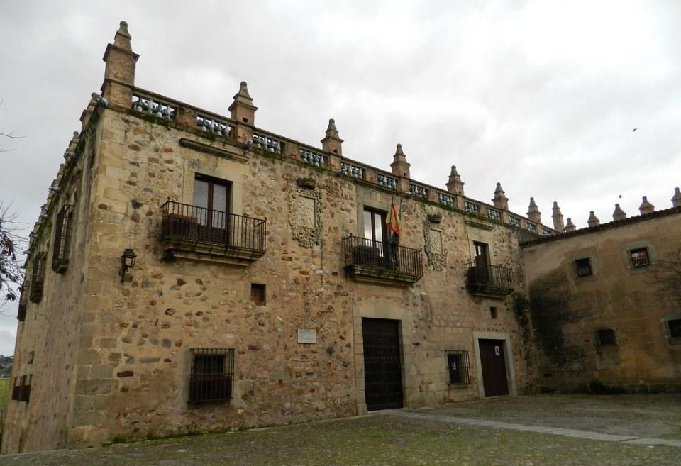 Casa de las Veletas Museo Provincial Caceres 04