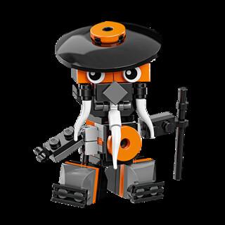 LEGO Mixels Series 9 Mysto (41577)