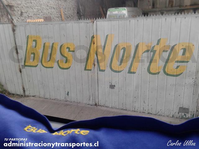 Oficina Bus Norte Cargo - GDVG30