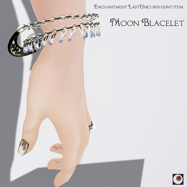 *NAMINOKE*Moon Bracelet