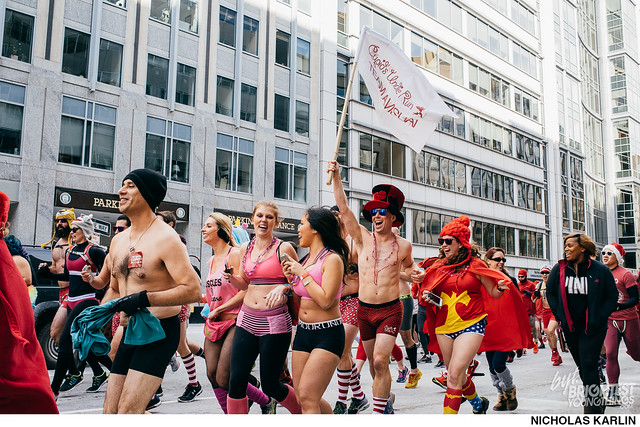 Cupids Undie Run-43