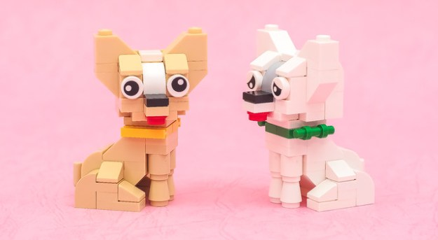 Lego Dog Archives The Brothers Brick The Brothers Brick