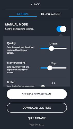 ปรับเปลี่ยนค่าการ Streaming เพื่อให้เหมาะสมสุดๆ ก็ได้