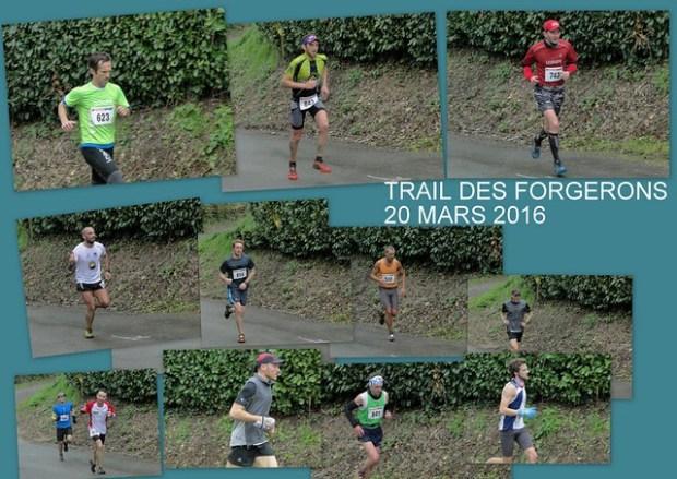 Trail des Forgerons - 20 mars 2016