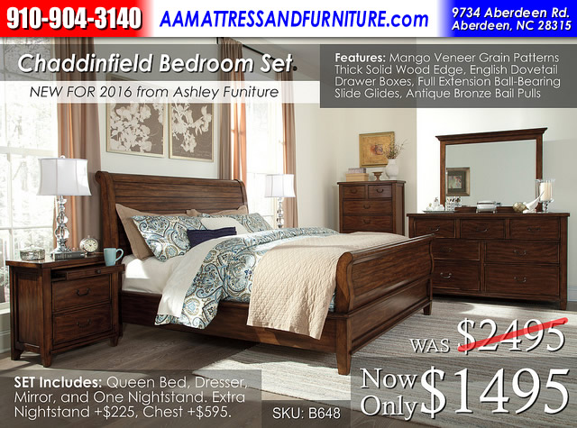 Chaddinfield Bedroom