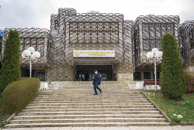 The National Library of Kosovo