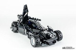 REVIEW LEGO 76045 DC Comics Batman Kryptonite Interception 23