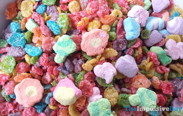 Marshmallow Fruity Pebbles Cereal 3