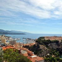 Monaco in a day - part I