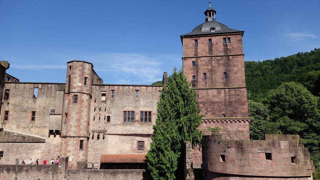 德瑞蜜月 Day 2-3: 【海德堡】古城堡,海德堡大學 @ Solaire 日出風 :: 痞客邦