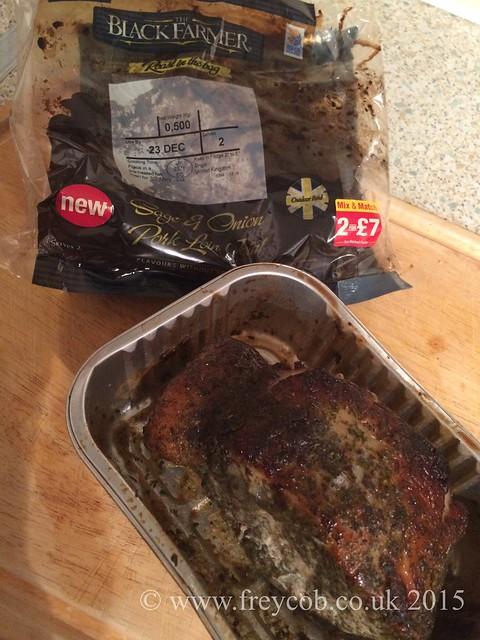 Black Farmer Pork Loin joint