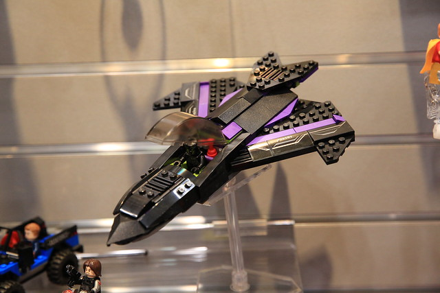 LEGO Marvel 76047 Black Panther Pursuit 1