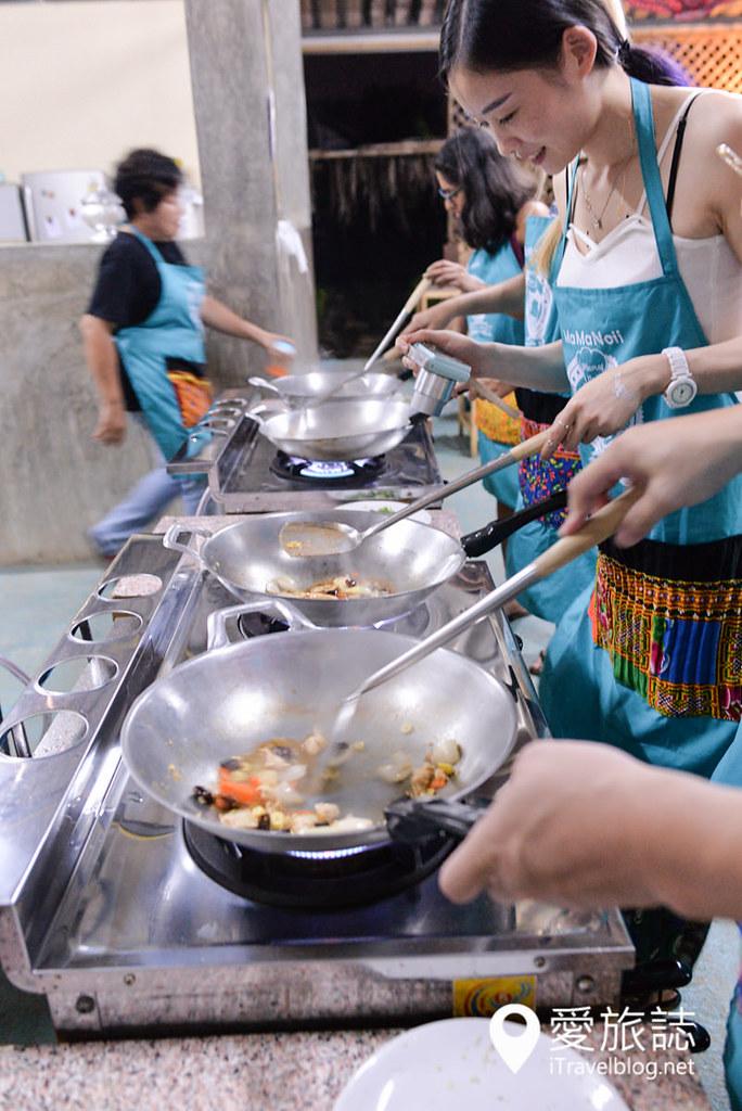 清迈泰国厨艺学校 Mama Noi Thai Cookery School (34)