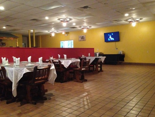 Taste of India Restaurant, Livingston AL