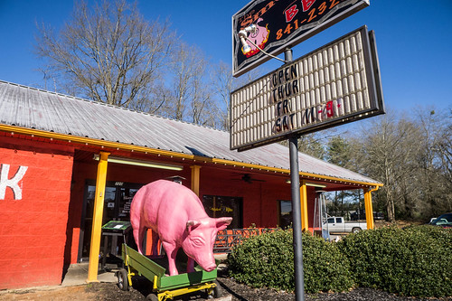 Smoking Pig BBQ-005