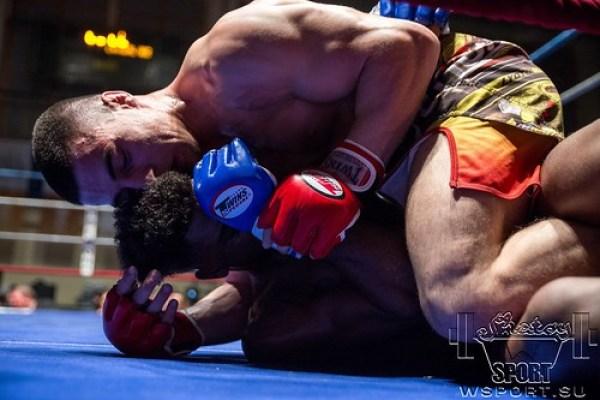 Мехди Дакаев на Nice Fight Night