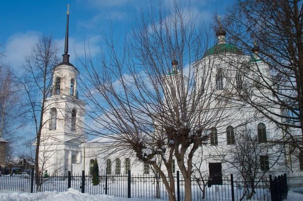 Кафедральный собор Вознесения Господня, Кашин