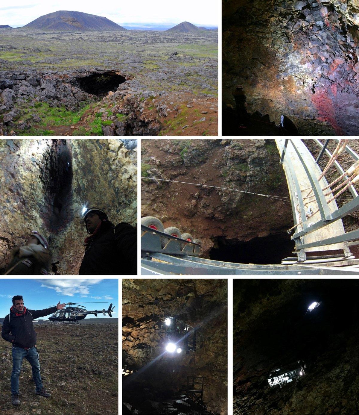 viaje al interior de la tierra a través de un volcán Islandés Viaje al interior de la tierra a través de un volcán Islandés Viaje al interior de la tierra a través de un volcán Islandés 24999577806 c9abd2fda0 h