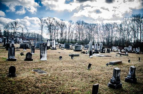 Ebenezer Methodist Church and Cemetery-004