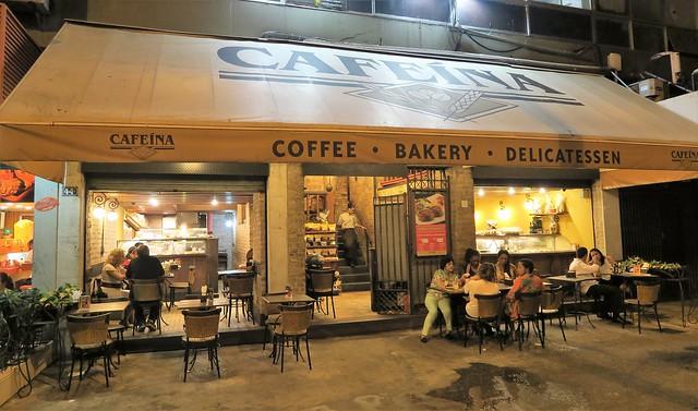 cafeina coffee bakery rio