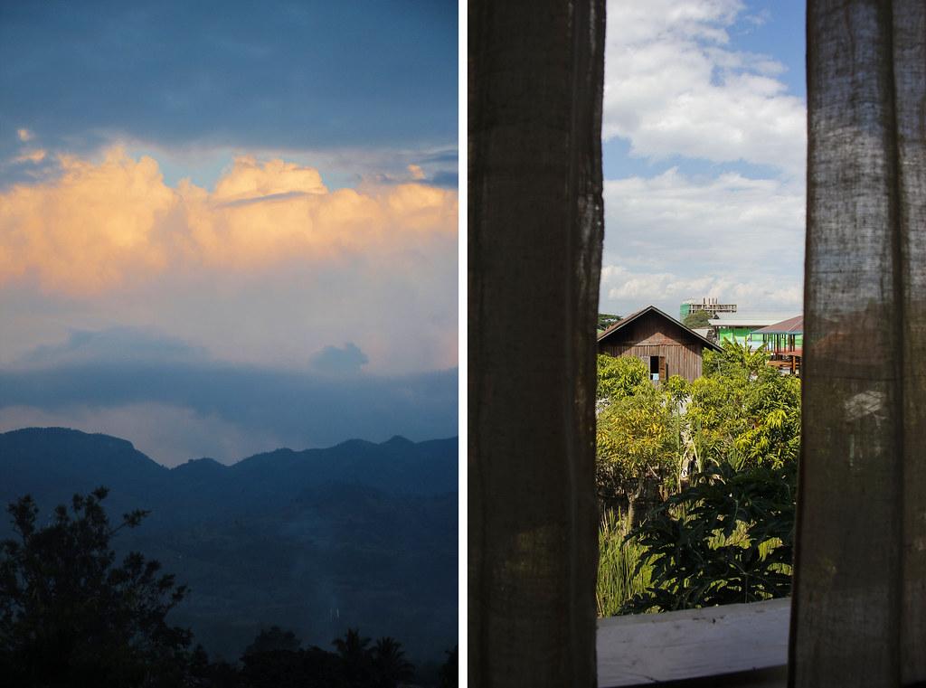 et godt og billigt hotel i Nyaung Shwe/Inle, Myanmar